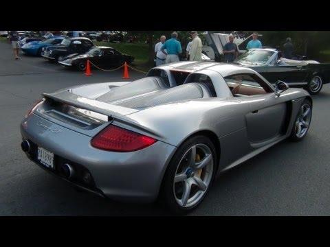 Exotic Cars Arriving At C&C Great Falls VA 7/27/13