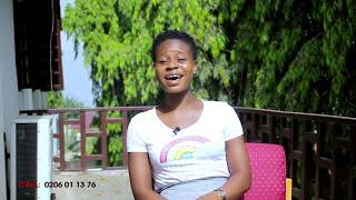 EXCLUSIVE INTERVIEW WITH OBAAPA SALOMEY AFTER RETURNING FROM WINNEBA CAMPUS