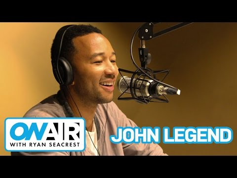 John Legend vs. Chrissy Teigen Mac and Cheese | On Air with Ryan Seacrest