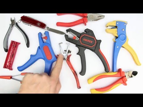 Every maker should have…[Pt.9] a good wire-stripping tool