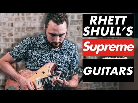 Rhett Shull's Best Guitars For The Working Musician