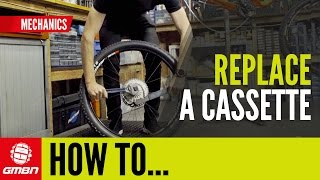 How To Replace Your Cassette | MTB Tech