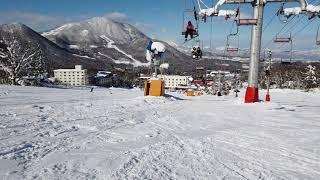 zipfy in 北志賀高原小丸山スキー場
