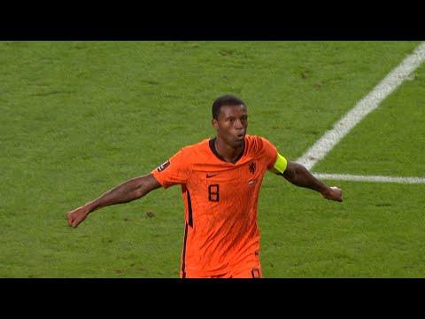 Netherlands Montenegro Goals And Highlights