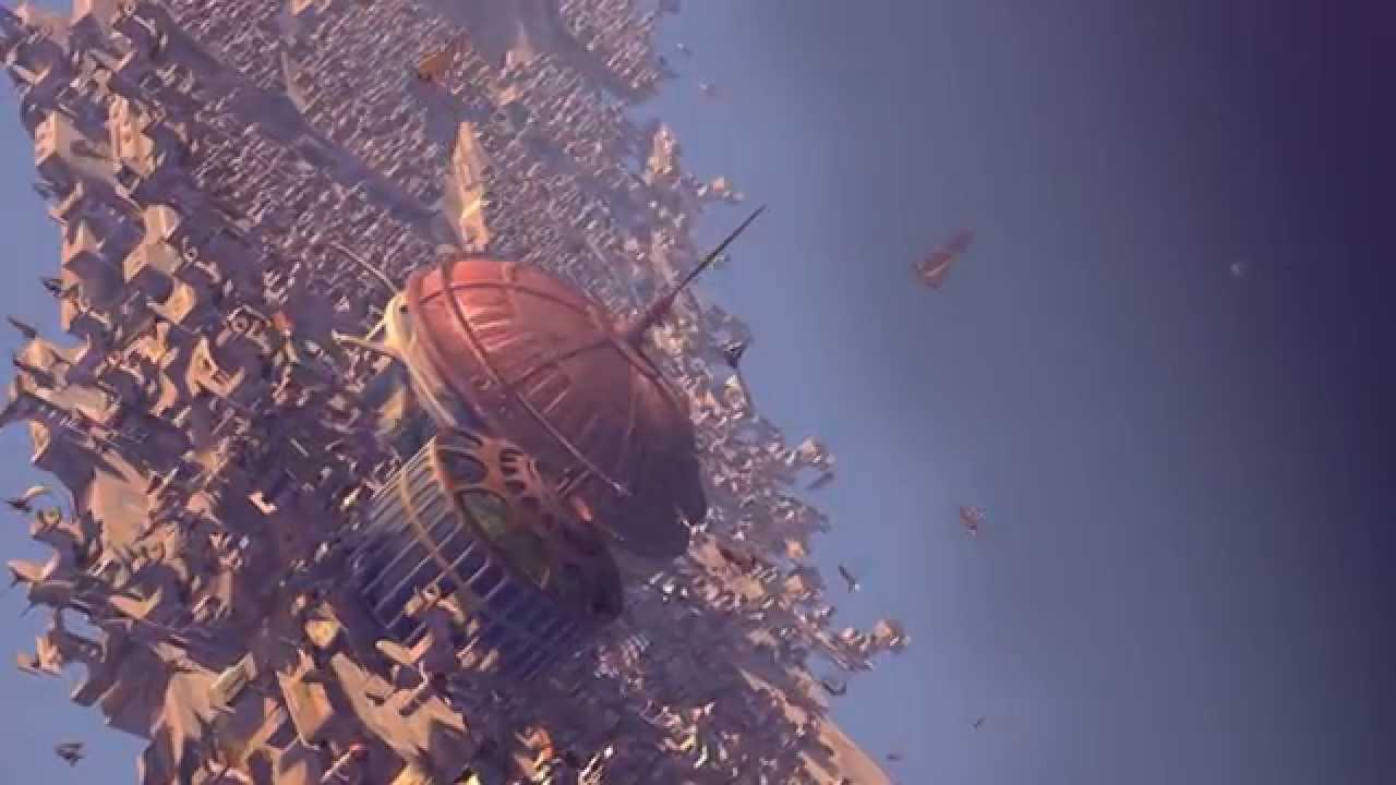 """Treasure Planet"" 2002 Theatrical Trailer Digitally ..."