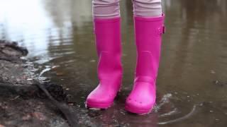 Botas de Agua tipo hunter para Niños y Mujer marca Igor en Pisamonas
