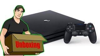 Unboxing PS4 PRO 1 TB   4k Dinamico y Nativo  
