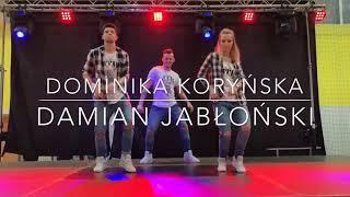 Jaleo - Nicky Jam & Steve Aoki | Zumba choreo Dominika Koryńska & Damian Jabłoński Video