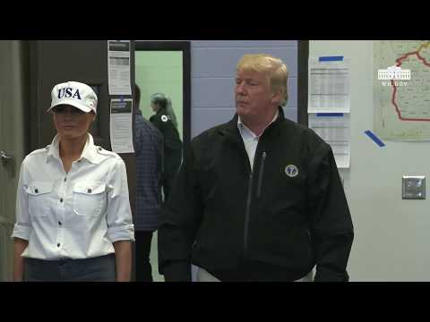 President Trump Delivers Remarks to Red Cross Workers