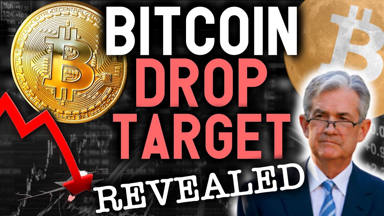BITCOIN DROP EXACT TARGET! Why the best altcoins are not falling