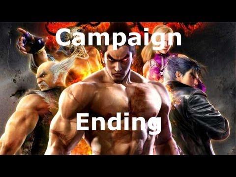 Tekken 6 - Ending