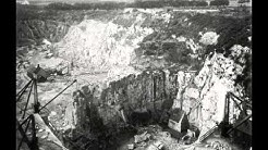 Rubislaw Quarry Europ's largest man made hole in Aberdeen