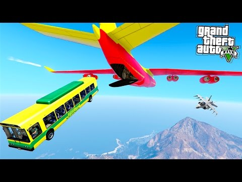 GTA 5 : THE ULTIMATE CARGO PLANE MOD (GTA 5 Mods)