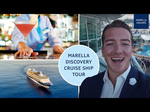 Marella Discovery cruise ship tour | Marella Cruises