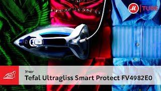 Обзор утюга Tefal Ultragliss Smart Protect FV4982E0
