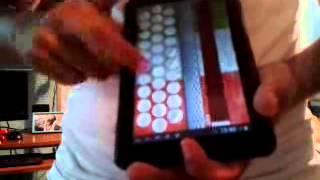 Aplicación Melodeon-El mil amores instruccional