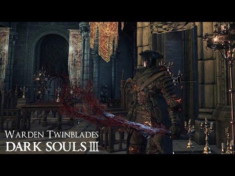Warden Twinblades (+Carthus Rouge) PVP // Dark Souls III