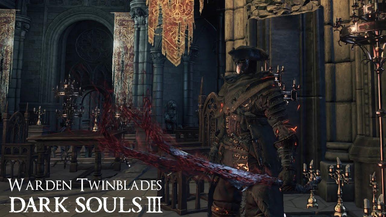 Dark Souls  Gotthard Twin Swords Build