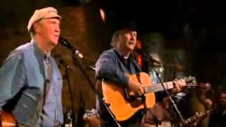 The Last Thing On My Mind - Tom Paxton & Liam Clancy.flv