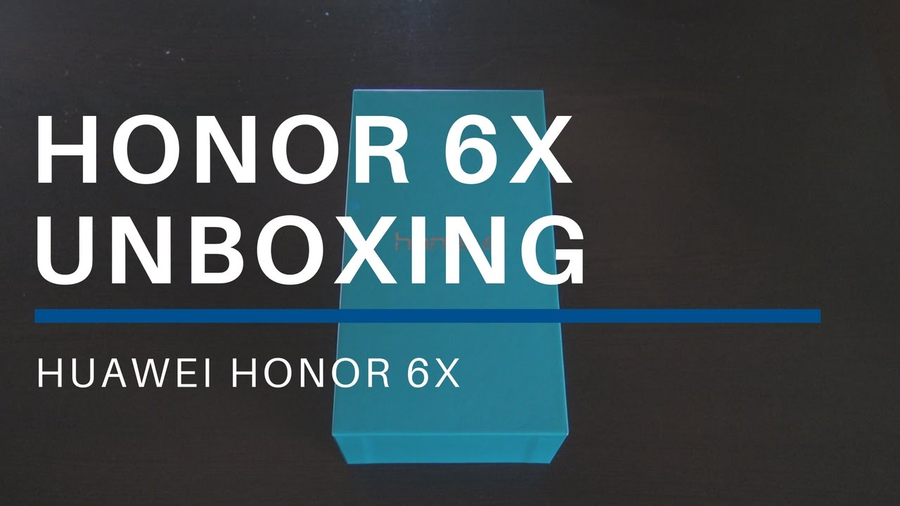 honor 6x unboxing at ces 2017 youtube