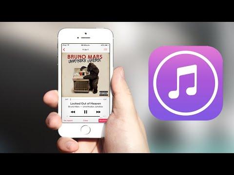 Как перекинуть музыку с ITunes на Iphone в 2019