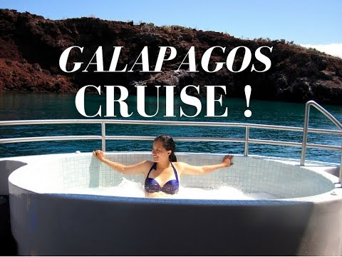 Galapagos Luxury Cruise -Ecoventura's MV Origin