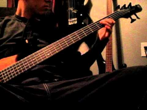Bass Cover- Us By Samael