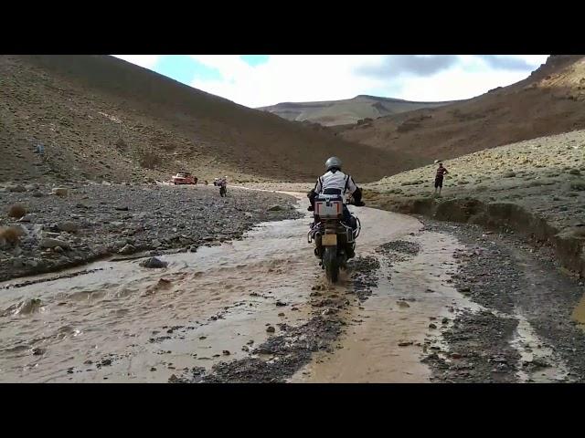 Morocco the Dades Gorge Sept 2018