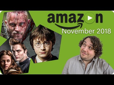 Neu auf Amazon Prime Video im NOVEMBER 2018