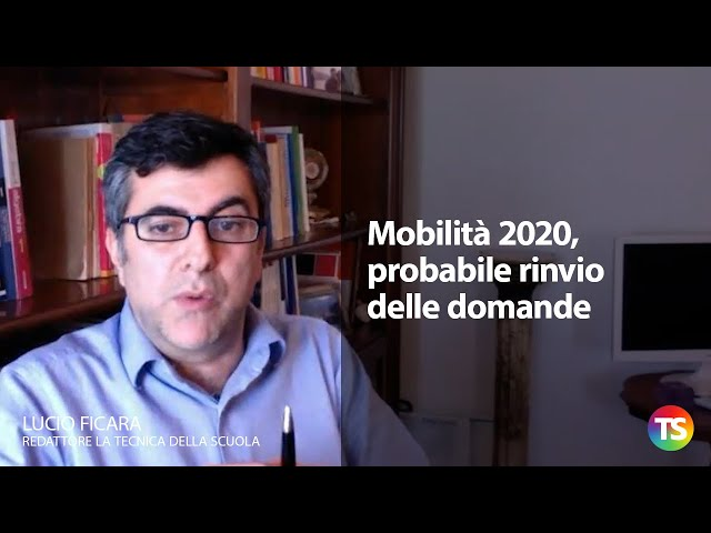 Mobilità 2020, probabile rinvio delle domande
