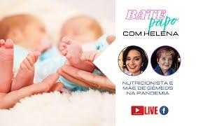 Ana Paula Kian - Nutricionista e Mãe de Gêmeos na Pandêmia