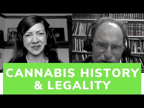 Cannabis History and Legality with Professor Mike Vitiello | Plant Medicine Podcast