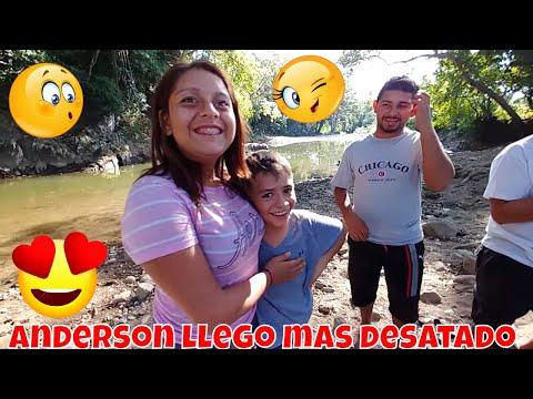 AMOR A PRIMERA VISTA😍 Anderson se enamoró de Nayeli😚 Jenny anda triste la Cuca😔 Morazán. Parte 12