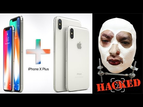 Download Youtube: iPhone X Plus Rumors, Face ID Hacked, X Giveaway & More Apple News!