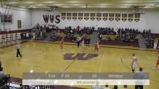 Boys Basketball at Windsor thumbnail