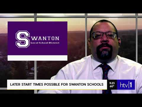 LATER START TIMES POSSIBLE FOR SWANTON SCHOOLS