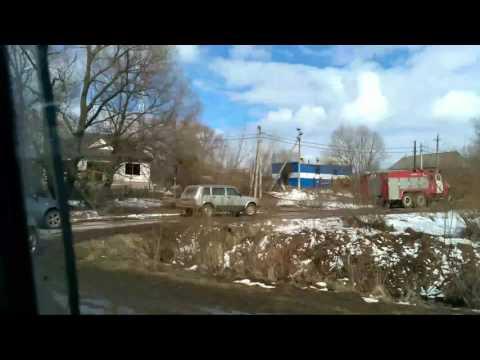 Авария на ГРП в Черни.