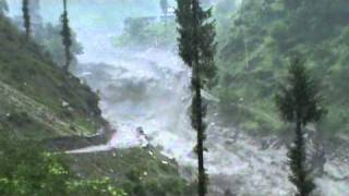 1.Neelum Valley flood Pakistan July 29th