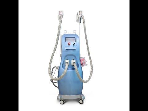 ZA-S01 3 Pics Cryolipolysis Cavitation Lipo Laser Slimming Machine