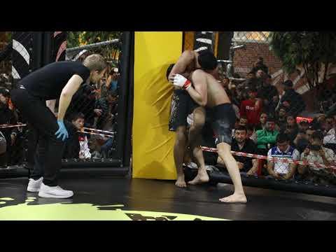 Колизей: Битва Чемпионов 9: Хуршед Норкулов (Узбекистан) vs. Тимур Мадасманов (Кыргызстан) | 70 кг
