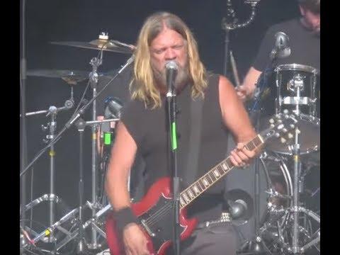 Corrosion Of Conformity + Crowbar 2019 tour - Amon Amarth tease new live DVD..!