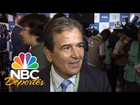 "Jorge Luis Pinto: ""Honduras viene a competir en Río 2016"" | NBC Deportes | NBC Deportes"