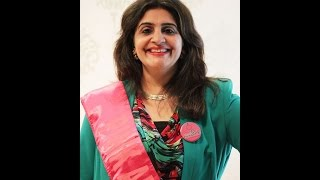 Chennai Turns Pink   Pink Ambassador Mrs Sapna Handa