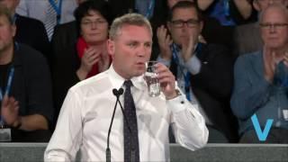 Partisekretær Claus Richters beretning til Venstres Landsmøde 2016