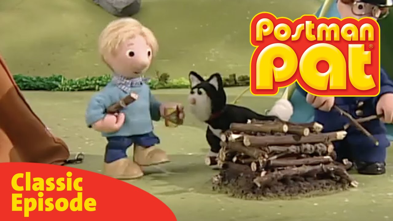 & Postman Pat Goes Undercover - YouTube