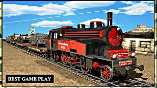 Army Vehicles Transport Train (Level 1 - 10) (Android Game)