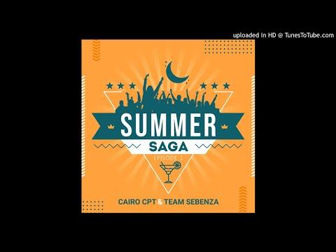 Cairo Cpt & Team Sebenza - Ulutsha