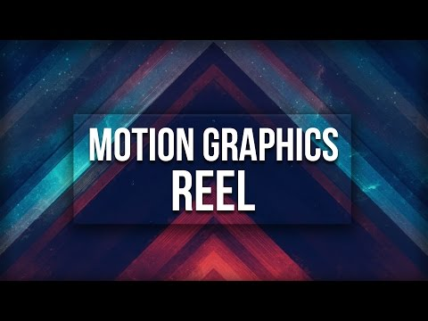 After Effects CC 2017 Motion Graphics Reel | KVK STUDIOS