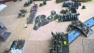 Orcs vs Vampire Counts 3000 points 2010 09 10 (1/2)
