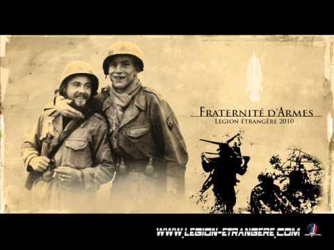Le boudin - CHANSONS de la Legion etrangere/Lieder aus der Fremdenlegion